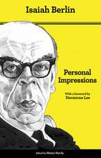 Personal Impressions – Updated Edition