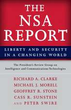 The NSA Report – Liberty and Security in a Changing World