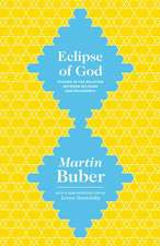 Eclipse of God – Studies in the Relation between Religion and Philosophy
