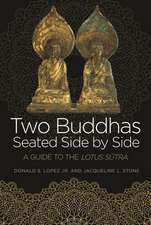 Two Buddhas Seated Side by Side – A Guide to the Lotus Sutra