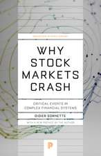 Why Stock Markets Crash – Critical Events in Complex Financial Systems