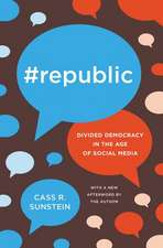 #Republic – Divided Democracy in the Age of Social Media