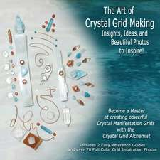 Art of Crystal Grid Making
