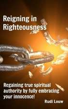 Reigning in Righteousness