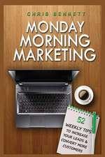 Monday Morning Marketing