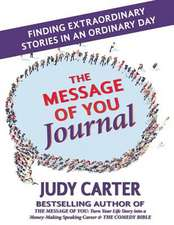 The Message of You Journal