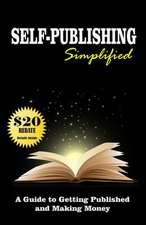 Self Publishing Simplified