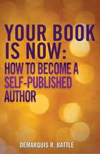 Your Book Is Now