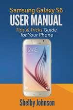 Samsung Galaxy S6 User Manual