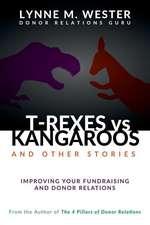 T-Rexes Vs Kangaroos