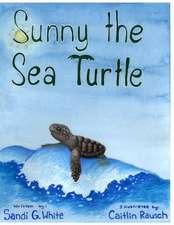 Sunny the Sea Turtle