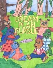 Dream Plan Pursue Coloring Book
