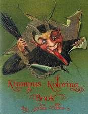 """Krampus """"Koloring"""" (Coloring) Book"""