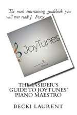The Insider's Guide to Joytunes' Piano Maestro