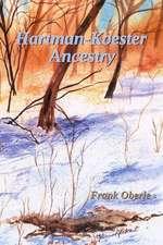 Hartman - Koester Ancestry