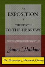 An Exposition of the Epistle to the Hebrews