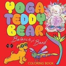 Yoga Teddy Bear Balance & Bend