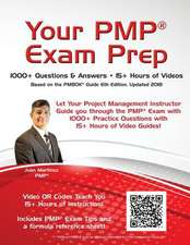 Your PMP® Exam Prep