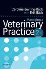 Managing a Veterinary Practice