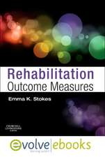 Rehabilitation Outcome Measures Text and Evolve eBooks Package