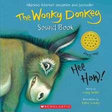 Wonky Donkey Sound Book