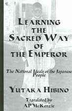 Learning Sacred Way Of Emperor
