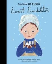 Sanchez Vegara, M: Ernest Shackleton