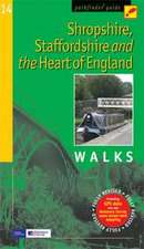 Shropshire, Staffordshire and the Heart of England