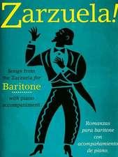 Zarzuela!:  Baritone
