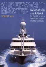 Superyacht Master