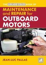 Pallas, J: AC Maintenance and Repair Manual for Outboard Mot