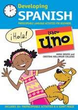 Developing Spanish 1