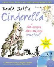 Roald Dahl's Cinderella (Book + CD/CD-ROM)