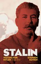 Stalin, Vol. II: Waiting for Hitler, 1929–1941