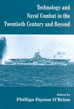 Preparing for the Next War at Sea:  Technology and Naval Combat in the Twentieth Century