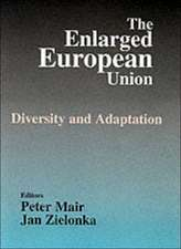 The Enlarged European Union:  Diversity and Adaptation