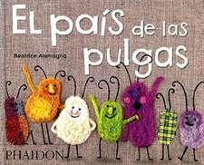 El Pais de Las Pulgas (Bugs in a Blanket) (Spanish Edition)