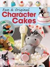 Fun & Original Character Cakes:  A Gorgeous Gathering of Bags for Every Day