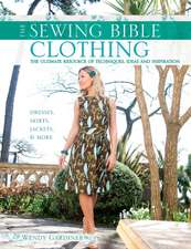 The Sewing Bible Clothing