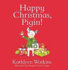 Happy Christmas, Pigin!