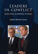 Leaders in Conflict