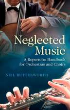Neglected Music