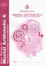 Mental Arithmetic 6 Answers
