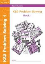 KS2 Problem Solving Book 1