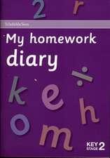 My Homework Diary