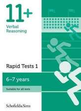 11+ Verbal Reasoning Rapid Tests Book 1: Year 2, Ages 6-7