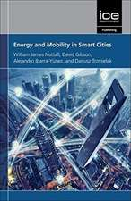 Energy and Mobility in Smart Cities