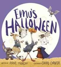 Emu's Halloween
