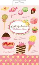Desserts Book of Stickers