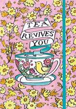 Molly Hatch Teacups Pocket Journal